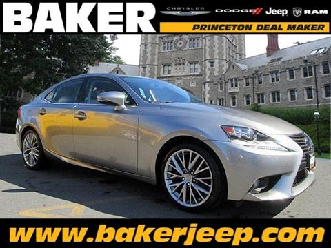 2014 Lexus IS 250 for sale in Princeton, NJ