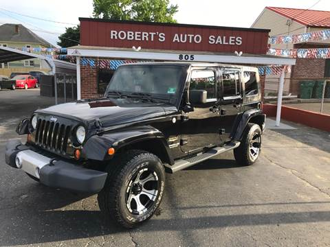 2008 Jeep Wrangler Unlimited for sale in Millville, NJ