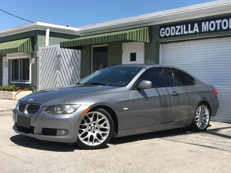 2010 BMW 3 SERIES 328I 2DR COUPE gray this one is ready to drive home and show off  dont wai