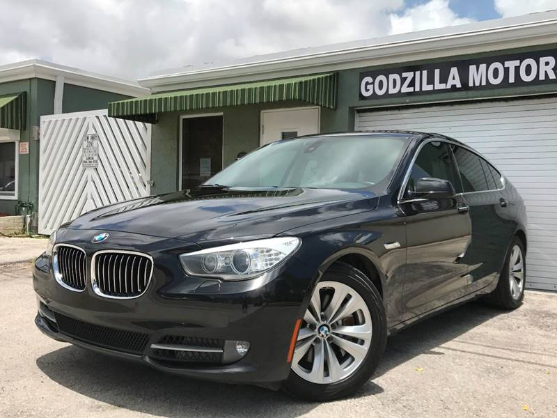 2011 BMW 5 SERIES 535I GRAN TURISMO 4DR HATCHBACK gray this one is ready to drive home and show o