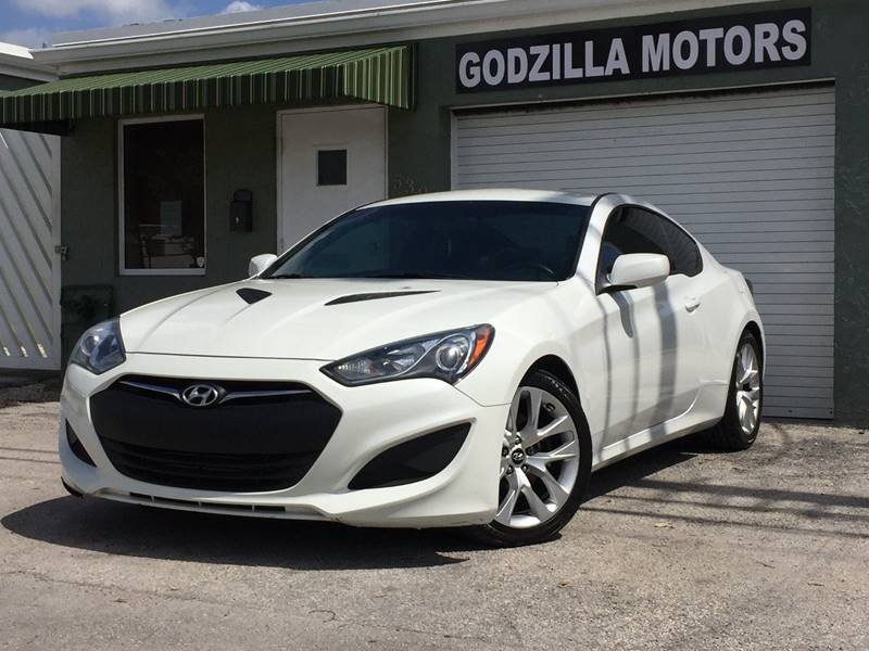 2013 HYUNDAI GENESIS COUPE 20T R SPEC 2DR COUPE white exhaust - dual tip door handle color - bo