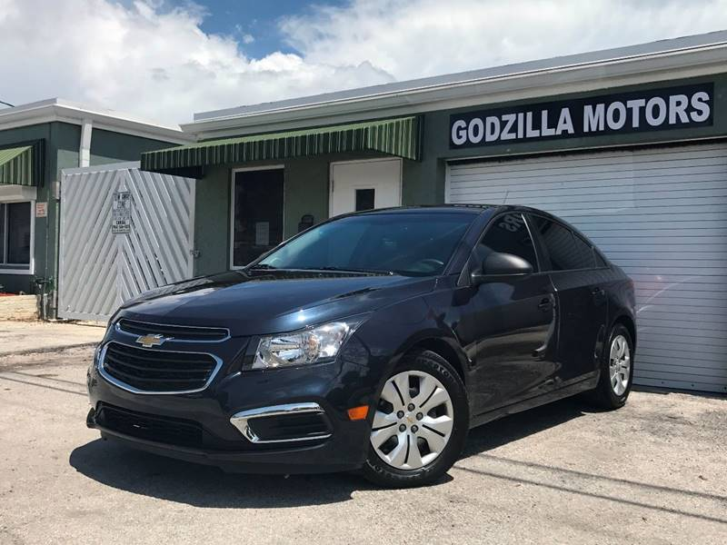 2015 CHEVROLET CRUZE L MANUAL 4DR SEDAN blue this one is ready to drive home and show off