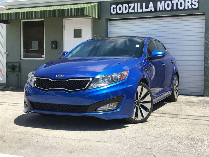2011 KIA OPTIMA SX TURBO 4DR SEDAN blue exhaust - dual tip body side moldings - body-color door