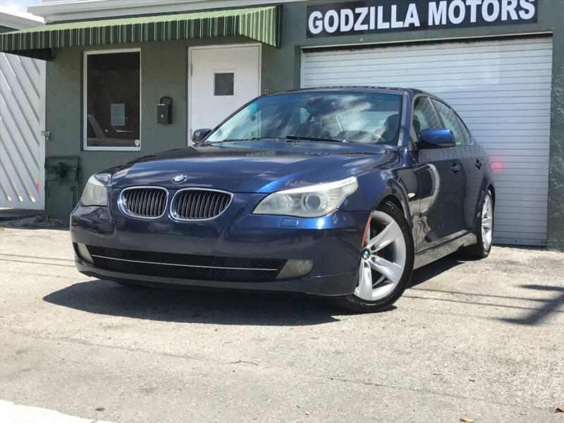 2008 BMW 5 SERIES 528I 4DR SEDAN LUXURY blue mirror color - body-color air filtration - active c
