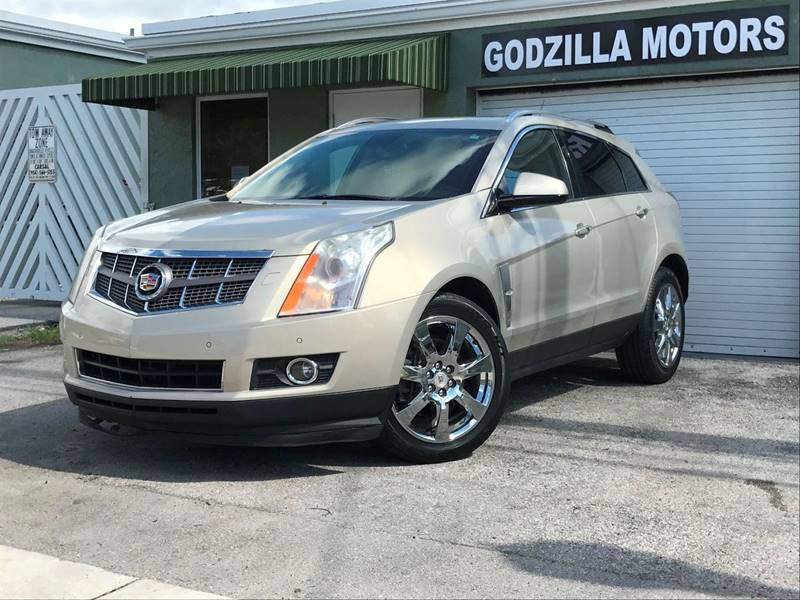 2010 CADILLAC SRX PREMIUM COLLECTION 4DR SUV tan exhaust - dual tip exhaust tip color - chrome