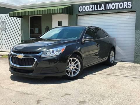 2015 Chevrolet Malibu for sale in Fort Lauderdale, FL