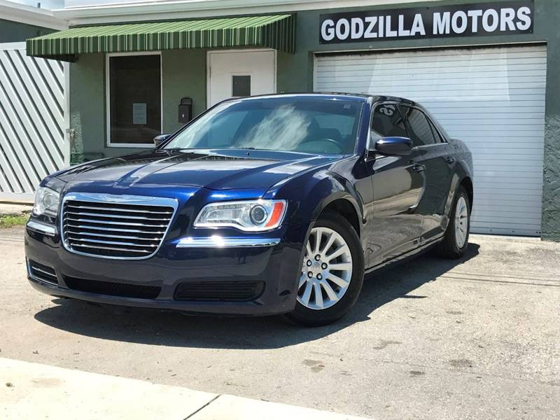 2014 CHRYSLER 300 BASE 4DR SEDAN blue this unit is equipped with leather navigation panoramic p