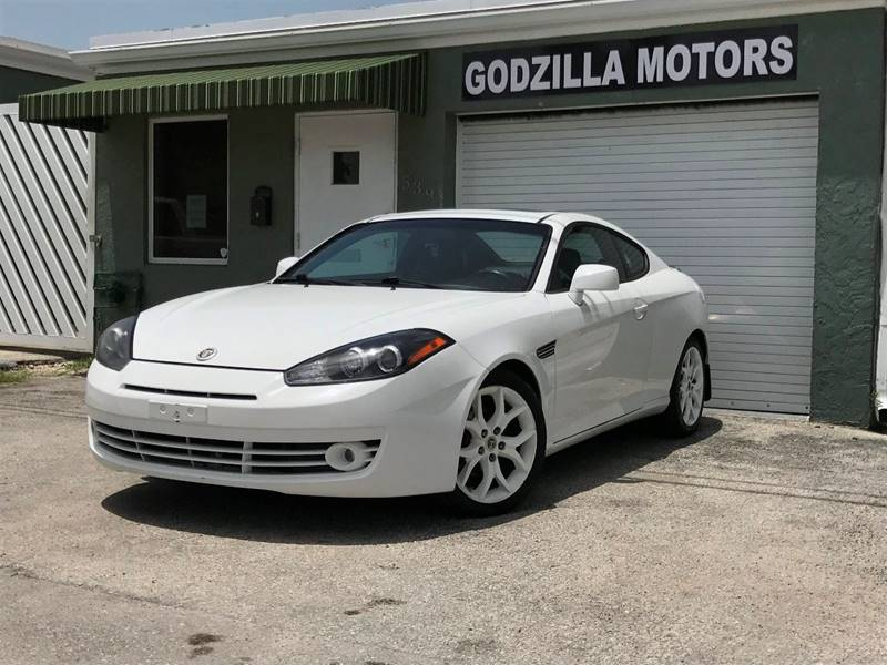 2008 HYUNDAI TIBURON GT LIMITED 2DR HATCHBACK white this one is ready to drive home and show off