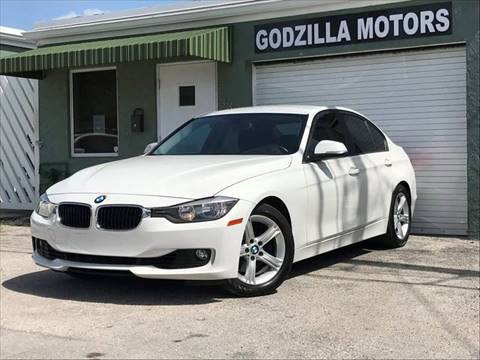2013 BMW 3 Series for sale in Fort Lauderdale, FL
