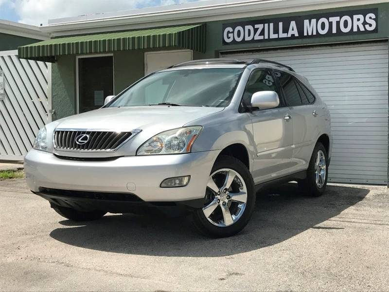 2009 LEXUS RX 350 BASE 4DR SUV titanium grille color - chrome rear spoiler air filtration armr