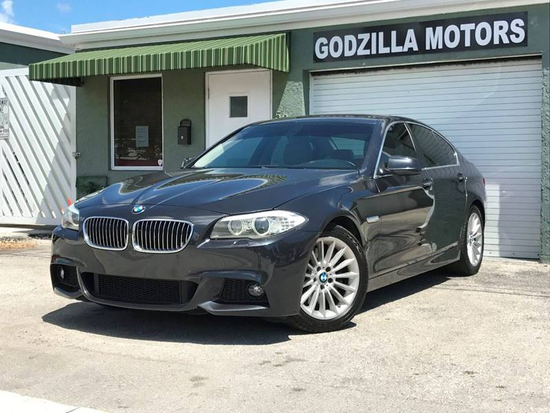 2011 BMW 5 SERIES 535I 4DR SEDAN gray exhaust - dual tip door handle color - body-color exhaust
