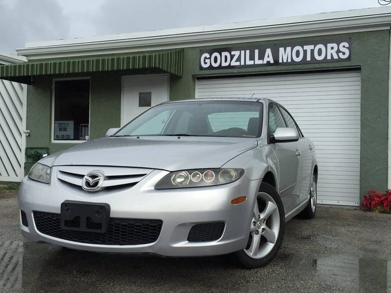 2008 MAZDA MAZDA6 I GRAND TOURING silver this one is ready to drive home and show off dont wa