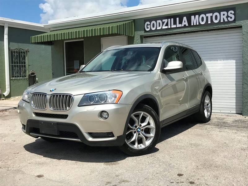 2011 BMW X3 XDRIVE35I AWD 4DR SUV gray exhaust - dual tip door handle color - body-color exhaus