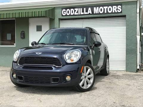 2011 MINI Cooper Countryman for sale in Fort Lauderdale, FL