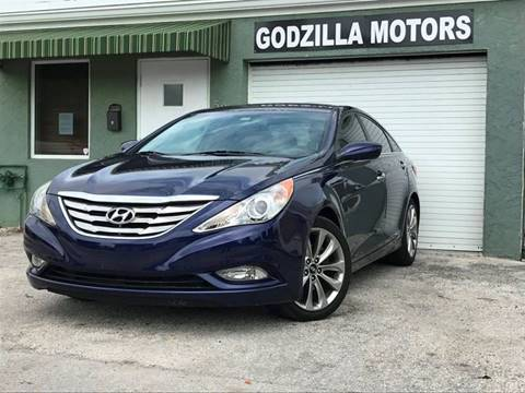 2012 Hyundai Sonata for sale in Fort Lauderdale, FL