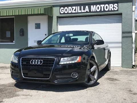 2010 Audi A5 for sale in Fort Lauderdale, FL
