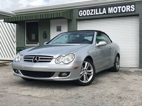 2006 Mercedes-Benz CLK for sale in Fort Lauderdale, FL