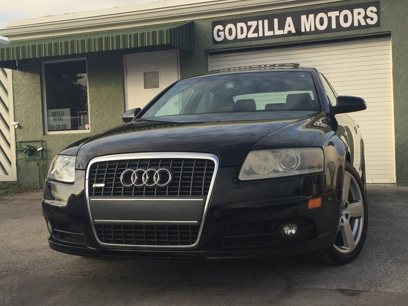 2006 AUDI A6 32 QUATTRO black this amazing 2006 audi a6 contains clean title clean car fax all