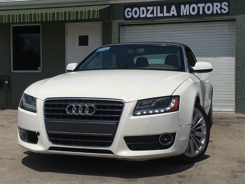 2010 AUDI A5 20T PRESTIGE 2DR CONVERTIBLE white this amazing 2010 audi a5 coupe contains clean