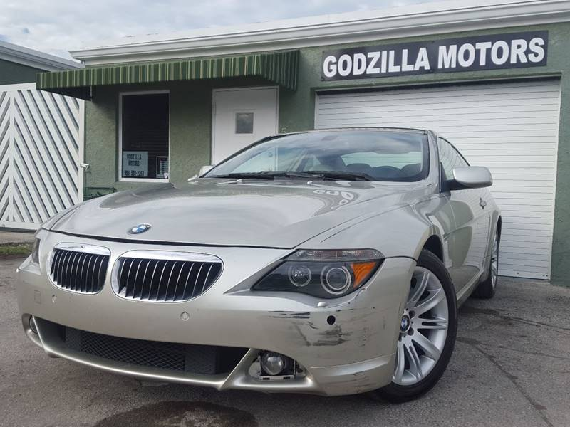 2007 BMW 6 SERIES 650I silver this amazing 2007 bmw 650i contains clean title clean car fax all