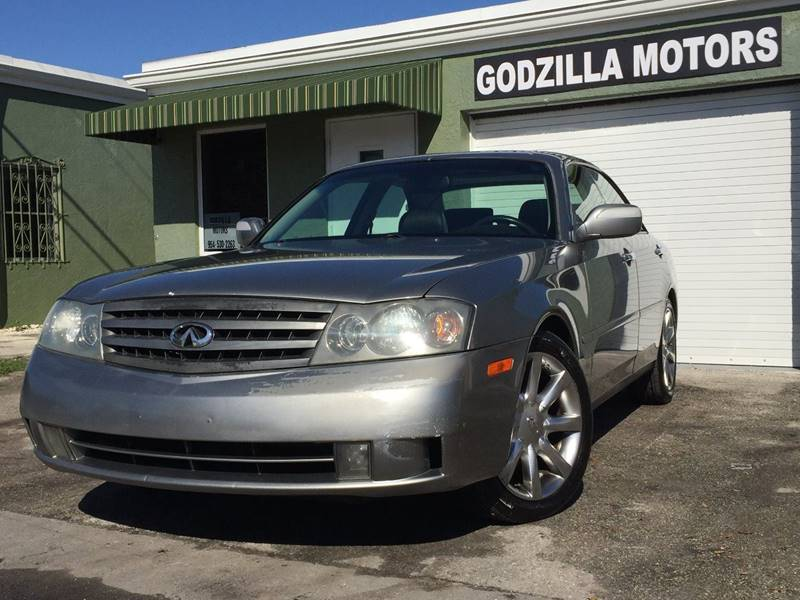 2003 INFINITI M45 BASE 4DR SEDAN gray this one is ready to drive home and show off done wait