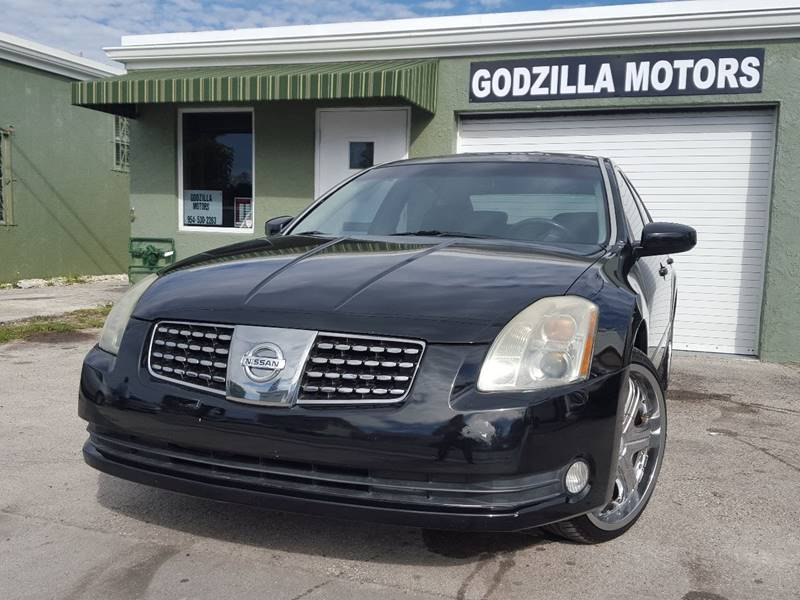 2006 NISSAN MAXIMA 35 SL black this one comes equipped with sunroofnavigationleather v-6 35l
