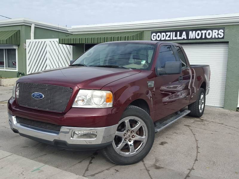 2005 FORD F-150 XLT burgundy this beautiful 2005 ford f-150 street boss comes equipped with sp