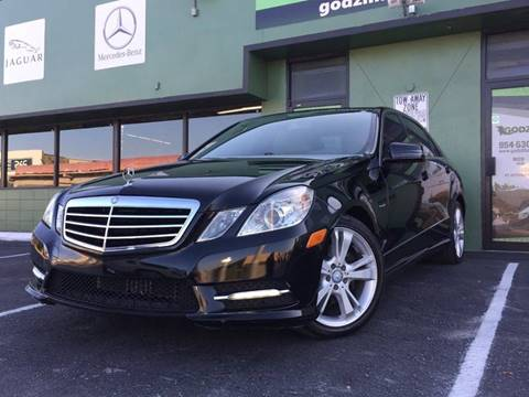 used mercedes benz for sale in fort lauderdale fl