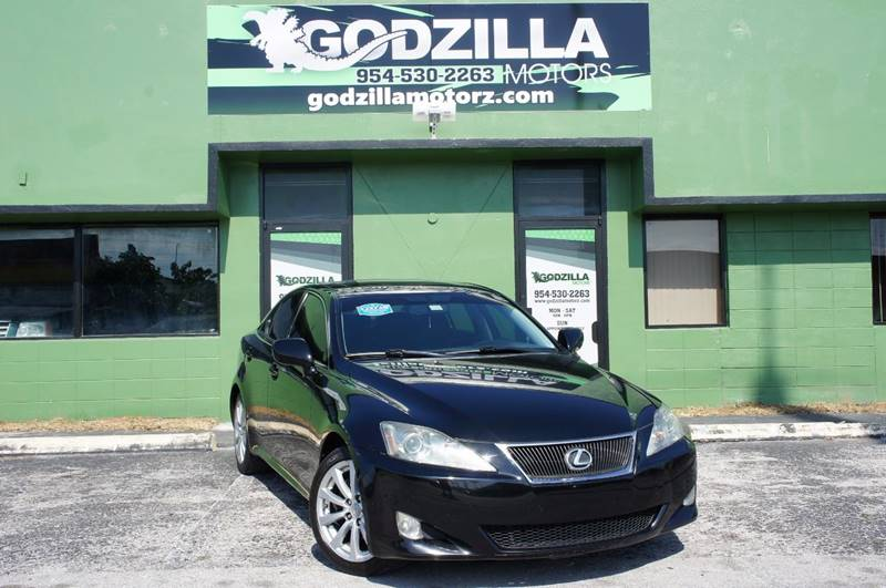 2008 LEXUS IS 250 BASE black satisfy your thirst for lexus speed style and design  black onyx