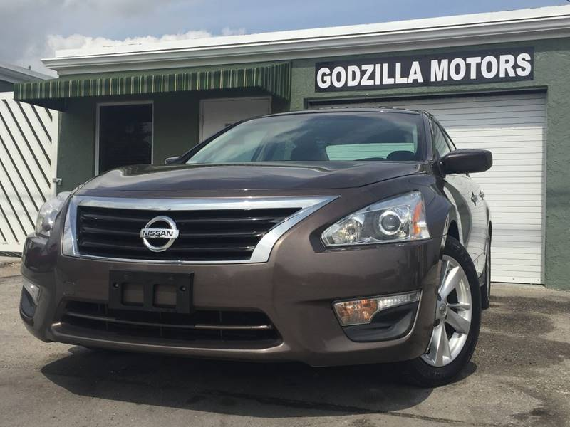 2013 NISSAN ALTIMA 25 SV pewter this one is ready to drive home and show off dont wait to ca