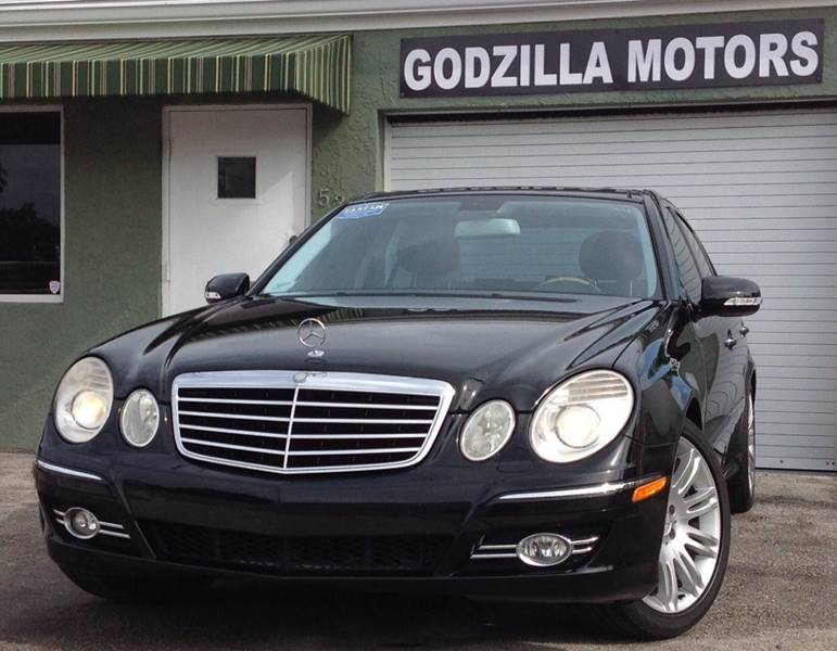 2007 MERCEDES-BENZ E-CLASS E350 black this one is ready to drive home and show off dont wait