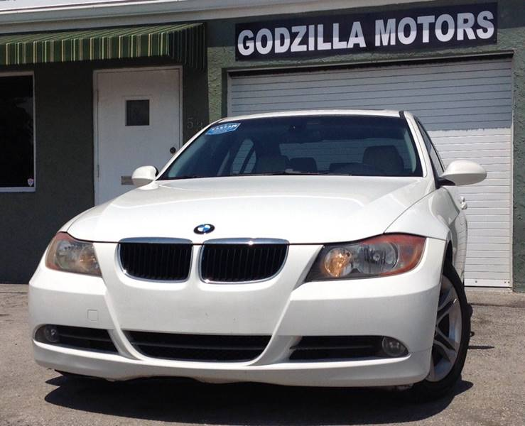 2008 BMW 3 SERIES 328I 4DR SEDAN white this one is ready to drive home and show off done wai