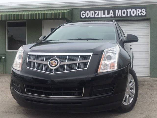 2011 CADILLAC SRX BASE black this one is ready to drive home and show off dont wait to call