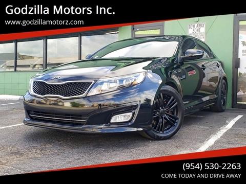 2014 Kia Optima for sale in Fort Lauderdale, FL