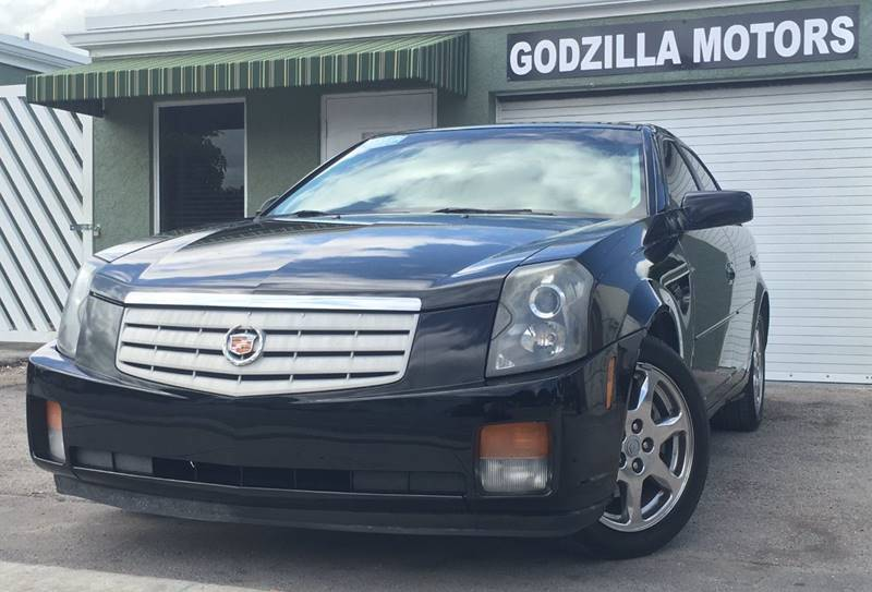 2007 CADILLAC CTS BASE black this one is ready to drive home and show off done wait to call