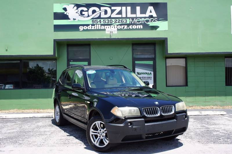 2005 BMW X3 30I black this one is ready to drive home and show off done wait to call 8663