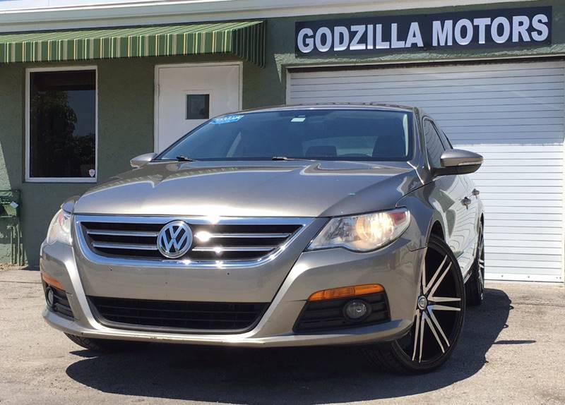 2009 VOLKSWAGEN CC SPORT tan this one is ready to drive home and show off done wait to call