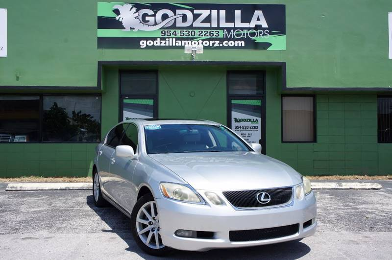 2006 LEXUS GS 300 BASE 4DR SEDAN gray cool silver with impeccable gray leather interior  its ti