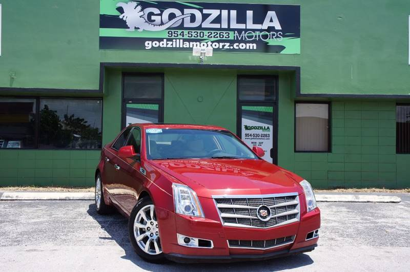 2008 CADILLAC CTS 36L V6 red this stunning cadillac cts is loaded with leather and a panoramic s