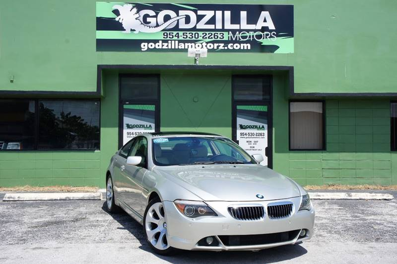 2007 BMW 6 SERIES 650I beige boss status  timeless design and a powerful 48 v8 engine make th