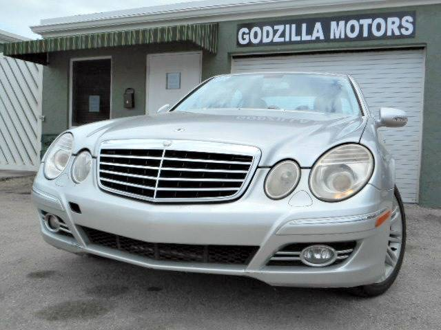 2007 MERCEDES-BENZ E-CLASS E350 4DR SEDAN silver this one is ready to drive home and show off