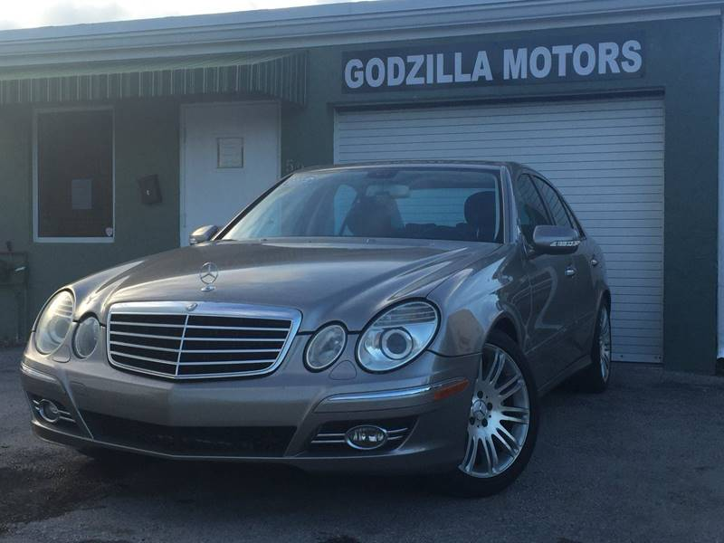 2007 MERCEDES-BENZ E-CLASS E350 4DR SEDAN beige this one is ready to drive home and show off