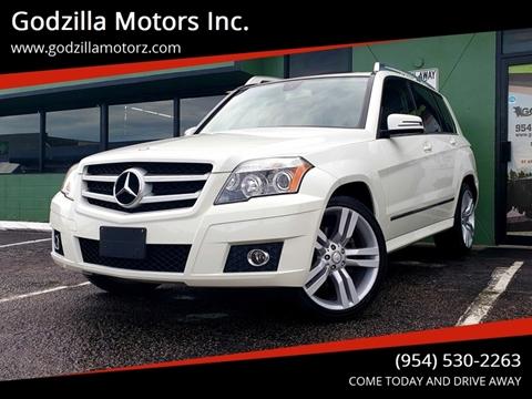 2012 Mercedes-Benz GLK for sale in Fort Lauderdale, FL