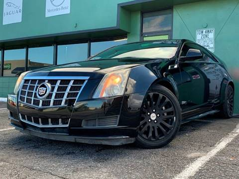 2012 Cadillac CTS for sale in Fort Lauderdale, FL