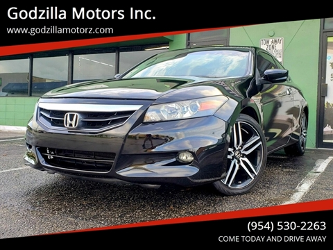 2012 Honda Accord for sale in Fort Lauderdale, FL