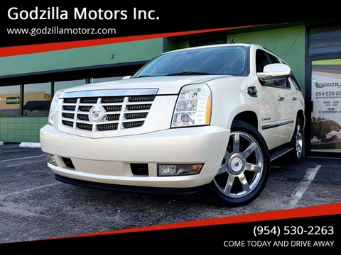 2009 Cadillac Escalade Hybrid for sale in Fort Lauderdale, FL