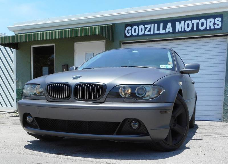 2004 BMW 3 SERIES 325CI 2DR COUPE gray this one is ready to drive home and show off dont wai