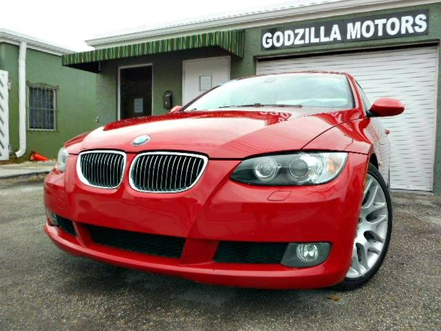 2008 BMW 3 SERIES 328I 2DR CONVERTIBLE burgundy this one is ready to drive home and show off
