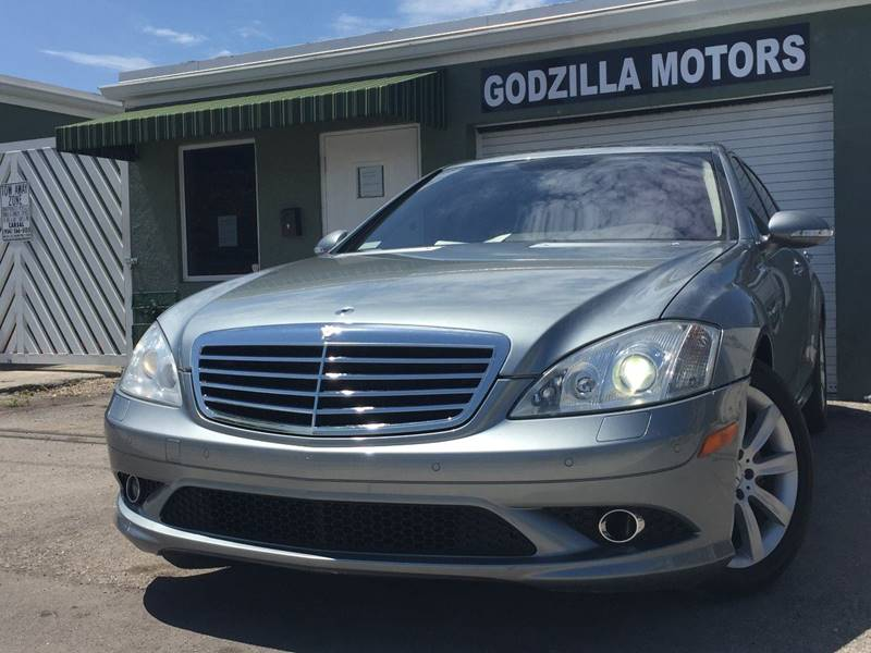 2007 MERCEDES-BENZ S-CLASS S550 4DR SEDAN silver this one is ready to drive home and show off
