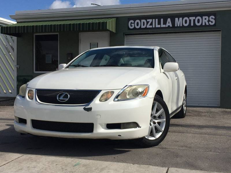 2006 LEXUS GS 300 BASE 4DR SEDAN white this one is ready to drive home and show off dont wait